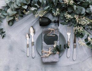 Wedding Moody Dark Colors