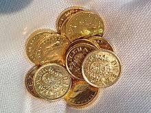 las arras coins