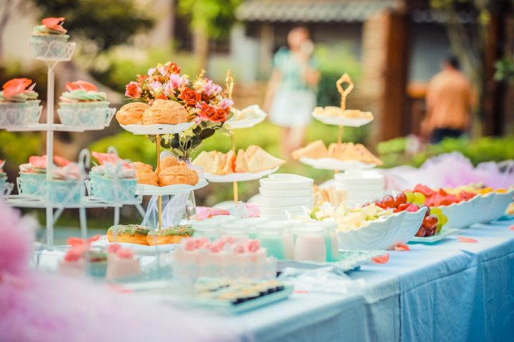 Planning The Best Bridesmaid's Tea Ever