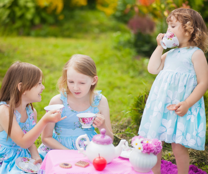 Whimsical Decor Ideas for a Tea Party